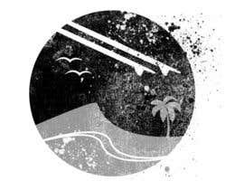 audreeyalexandre tarafından Design a Round Logo. Theme: Surfing, island life, Namibian dunes and birds için no 41