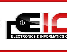 alternetwisp tarafından Design a Logo for an Electronics & Informatics Consulting Company için no 34