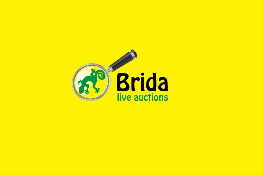 Inscrição nº 146 do Concurso para Logo Design for Brida (Gecko)