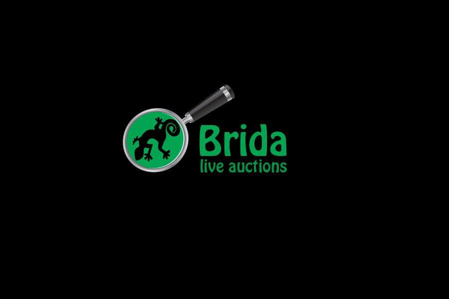 Inscrição nº 147 do Concurso para Logo Design for Brida (Gecko)