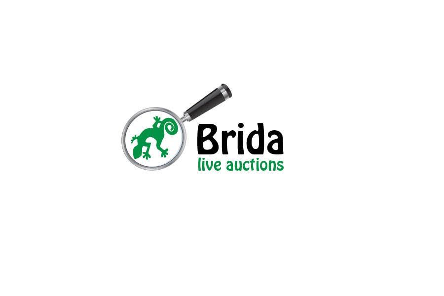 Конкурсная заявка №145 для Logo Design for Brida (Gecko)