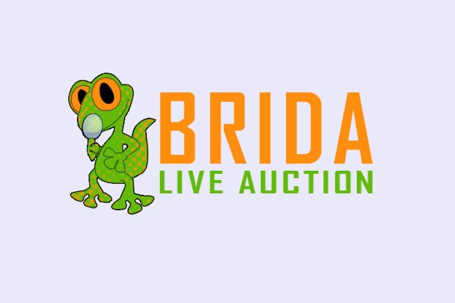 Inscrição nº 86 do Concurso para Logo Design for Brida (Gecko)