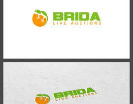 #150 for Logo Design for Brida (Gecko) af ejom