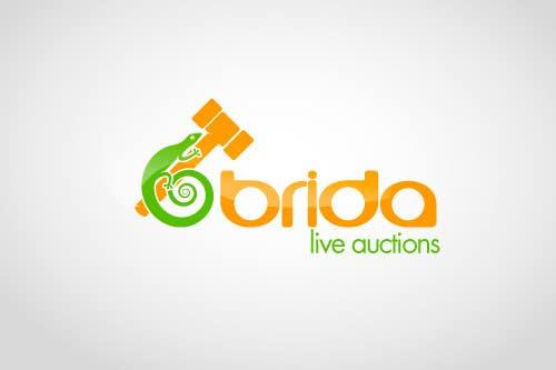 Inscrição nº 197 do Concurso para Logo Design for Brida (Gecko)