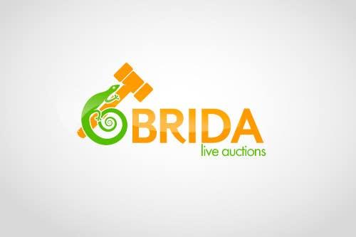 Inscrição nº 196 do Concurso para Logo Design for Brida (Gecko)
