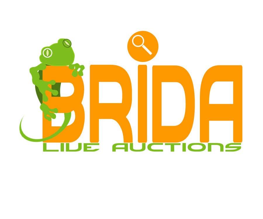 Inscrição nº 117 do Concurso para Logo Design for Brida (Gecko)