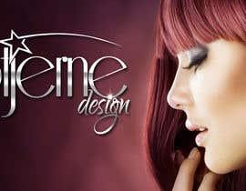 ELDJ7 tarafından Logo and Facebook banner for a hairdresser / hair design company için no 6