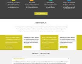 Poornah tarafından Design a ONE-PAGER INTERACTIVE WEB PAGE (ONE PAGER WEBSITE) için no 58
