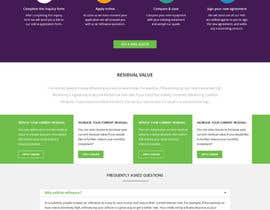 Poornah tarafından Design a ONE-PAGER INTERACTIVE WEB PAGE (ONE PAGER WEBSITE) için no 60