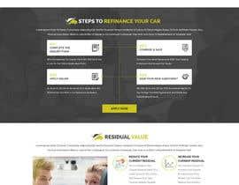 davidnalson tarafından Design a ONE-PAGER INTERACTIVE WEB PAGE (ONE PAGER WEBSITE) için no 21