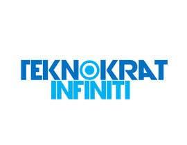 #5 cho Design a Logo for Teknokrat Infiniti bởi NicolasFragnito