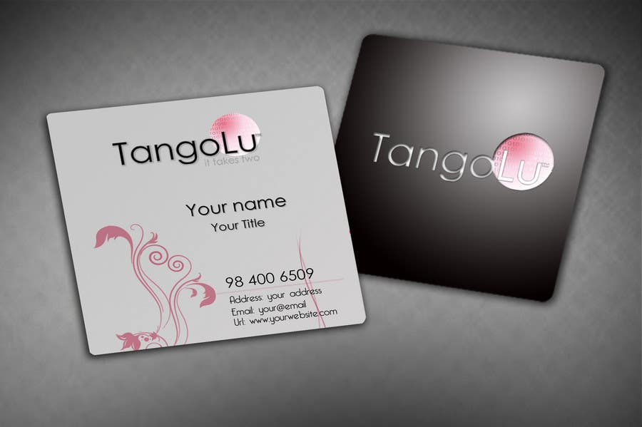 Contest Entry #                                        55                                      for                                         Business Card Design -Contemporary and Creative Wanted!