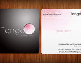 #85 untuk Business Card Design -Contemporary and Creative Wanted! oleh akhilnic