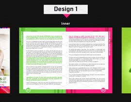 nº 18 pour Design two small ebooks with all pages included within health and food industry par DezineGeek