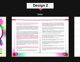 nº 19 pour Design two small ebooks with all pages included within health and food industry par DezineGeek