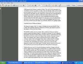"aaronlowcy tarafından Write a blog about ""The Decline of the Stockbroker"" için no 5"