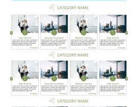 hozefasaleh tarafından Design a Website Mockup için no 44