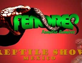 #85 for Design a Logo for a Reptile Show by pcorpuz
