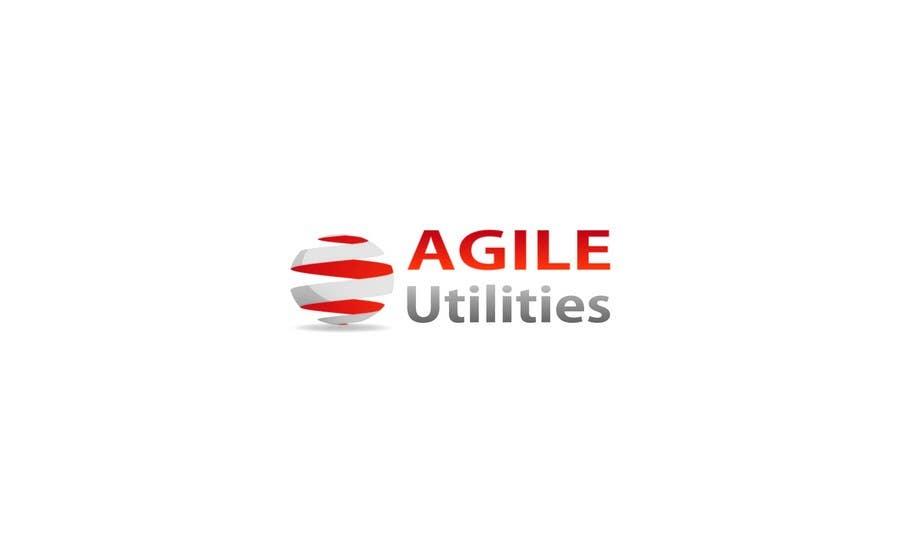Entri Kontes #129 untukLogo Design for Agile Utilities