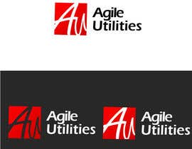 #68 for Logo Design for Agile Utilities by barlon