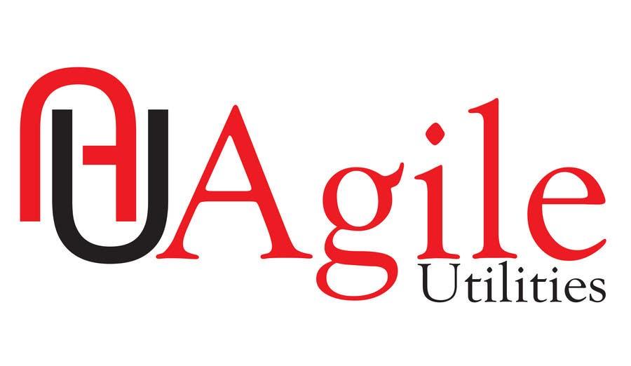 Конкурсная заявка №82 для Logo Design for Agile Utilities