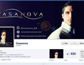 nº 50 pour I need some Graphic Design for Facebook Cover par marwinisaac