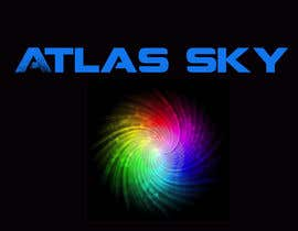 #4 for Design a Logo for Atlas Sky af johnvreyes