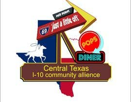 #56 for Design a Logo for The Central Texas I-10 Community Alliance by redkitestudio