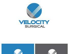 "tolomeiucarles tarafından Design a Logo for my company ""Velocity Surgical"" için no 30"