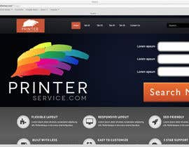 AnaCZ tarafından Design a Banner for Printer Directory/Community Website için no 4