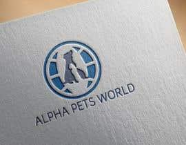 shamigraphics tarafından AlphaPetsWorld logo!! için no 53