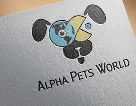 Naumaan tarafından AlphaPetsWorld logo!! için no 48