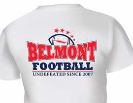 togancreative tarafından (American) Football T-shirt için no 84