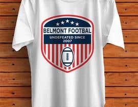 Amalbasti tarafından (American) Football T-shirt için no 103