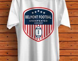 Amalbasti tarafından (American) Football T-shirt için no 109
