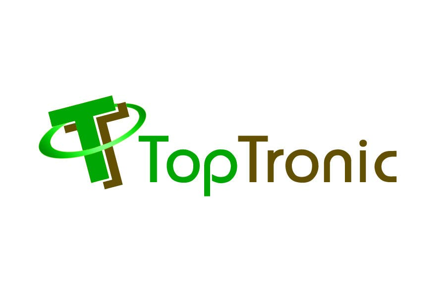 Logo Design for Toptronic