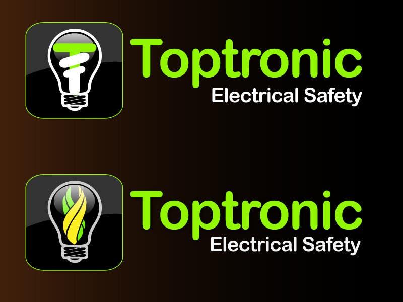 Inscrição nº 1031 do Concurso para Logo Design for Toptronic