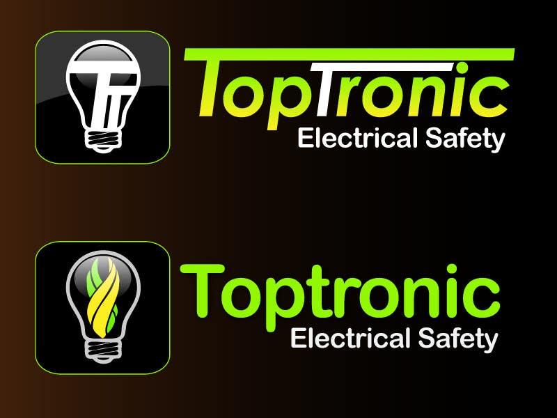 Inscrição nº 1091 do Concurso para Logo Design for Toptronic