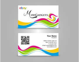#5 para Design some Business Cards for BB10Unlock & ModGadgets por lovelyanns