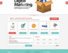 #24 cho Website Design for a Internet Marketing Company bởi infostarvision