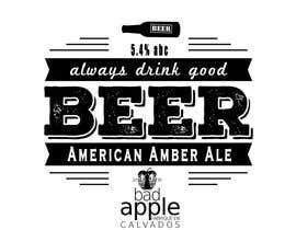 Eugenya tarafından Design a Beer Label için no 14