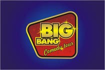 Logo Design Contest Entry #257 for Logo Design for Big Bang Comedy Tour