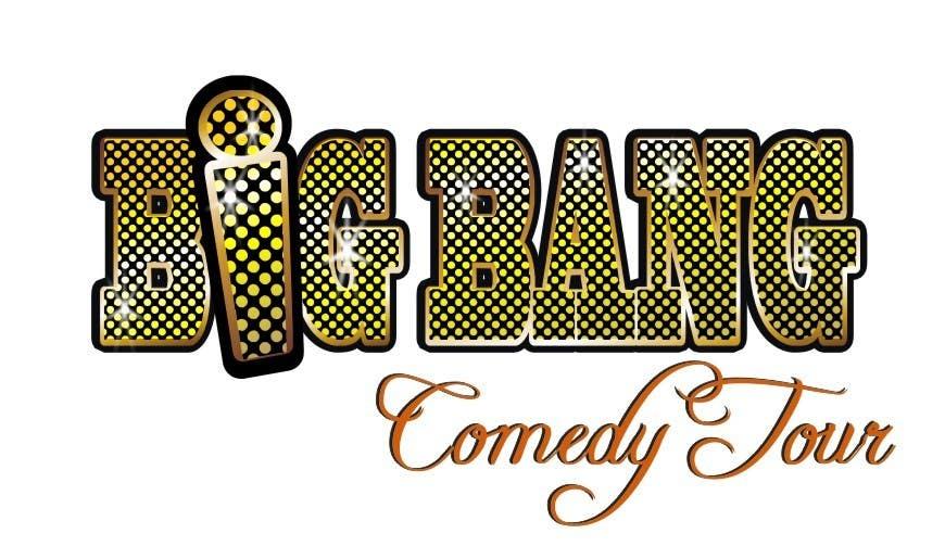 Inscrição nº                                         217                                      do Concurso para                                         Logo Design for Big Bang Comedy Tour