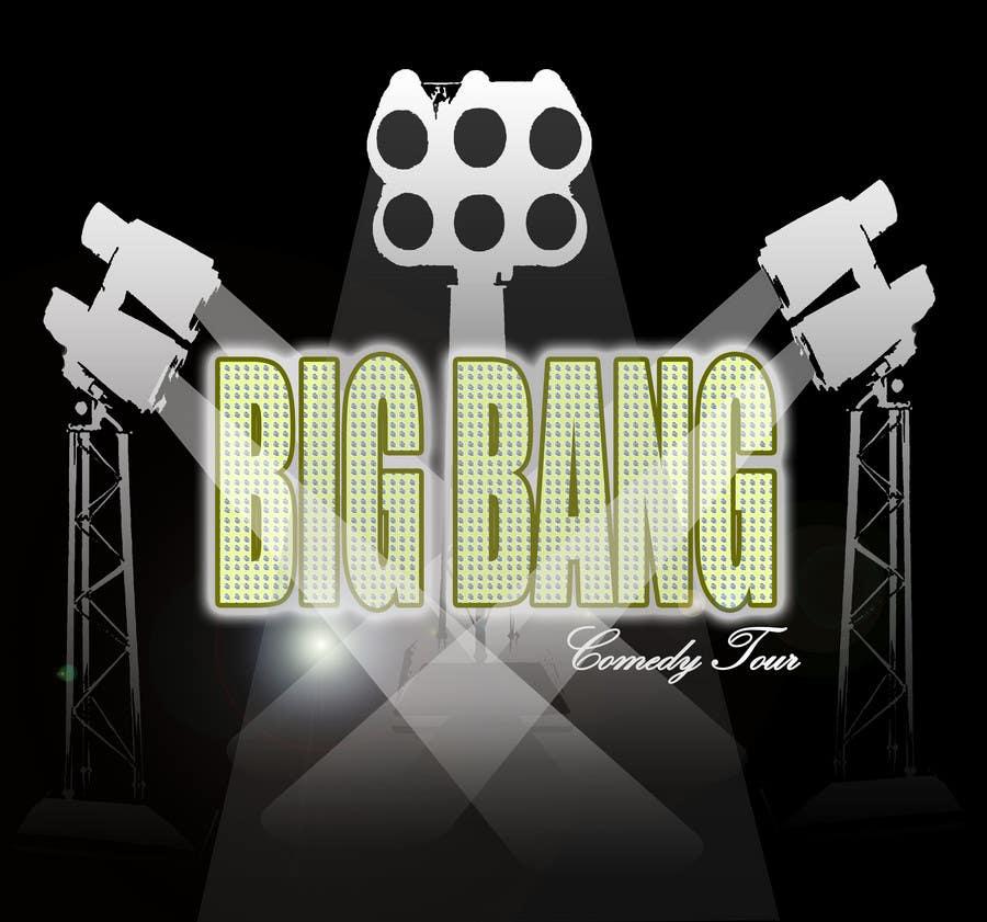 Inscrição nº                                         343                                      do Concurso para                                         Logo Design for Big Bang Comedy Tour