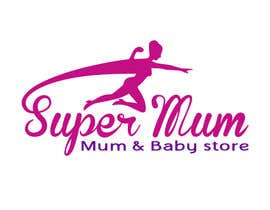 #50 for Design a Logo for Mum & Baby Store af jonamino
