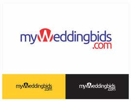 #37 para Design a Logo for myweddingbids.com por descomgroup