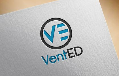 """AryanHames tarafından I'm conducting of course for emergency department workers it is  named (respiratory care in emergency department course)  the short name is """"VentED"""" ( ventilation + emergency department) I need to design the logo of the course, the presentation sets the b için no 31"""