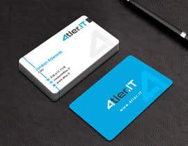 #63 for Design some Business Cards for 4tier by rajnandanpatel