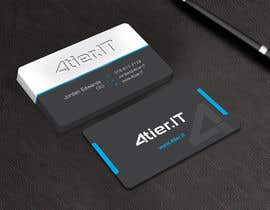 #82 untuk Design some Business Cards for 4tier oleh rajnandanpatel