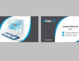#84 untuk Design some Business Cards for 4tier oleh saryanulik